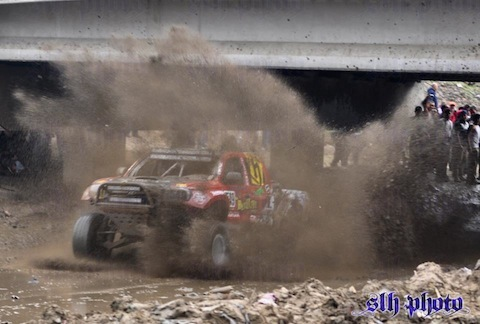 mayhem at the Baja 1000!